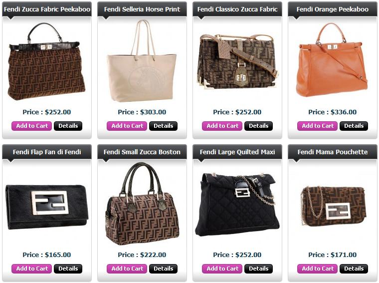 Fendi Replicas ‡ FENDI Bags™ 3bf37af401c72
